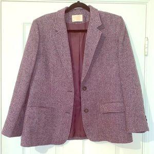 Pendleton Woolen Mills - Virgin Wool Blazer Sz 16